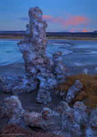 california, mono, lake, tufa, volcanic
