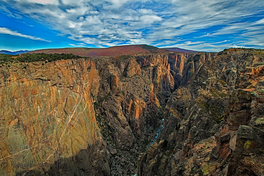 Colorado, rivers, national parks, canyons, photo