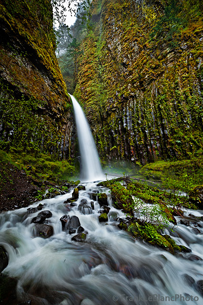waterfalls, Oregon, spring , photo