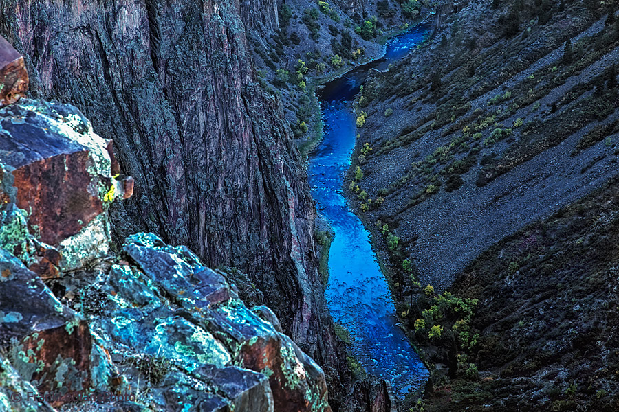 Colorado, rivers, canyons, national park, photo