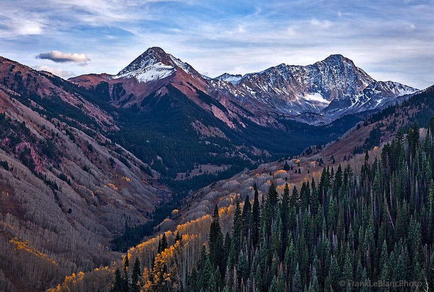 mountains, Colorado, Capitol Peak, photo