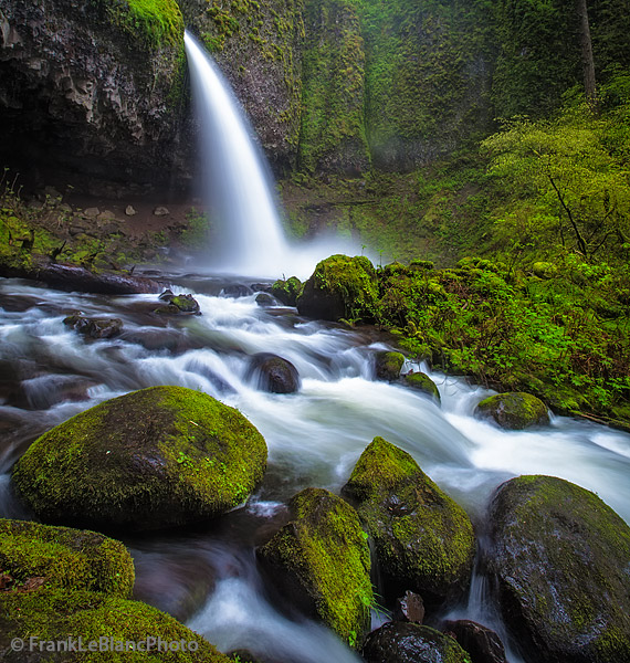 waterfalls, Oregon, spring, , photo
